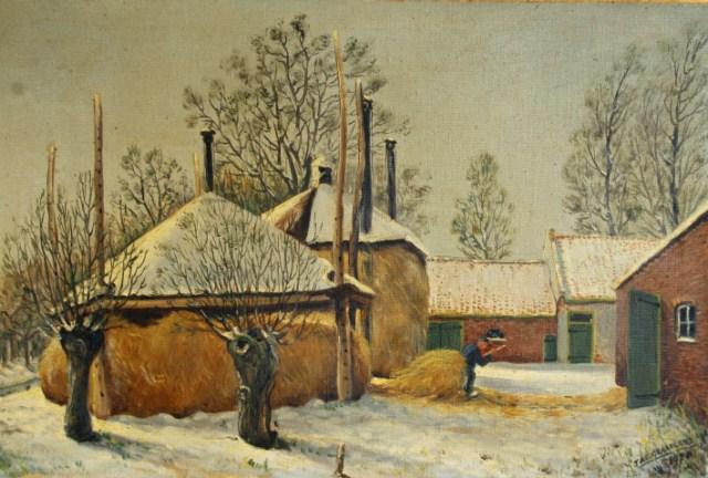 Boeren langs de Oude Rijn tussen 1300 en 1800; lezing Jan Huiting d.d. 17 maart 2021