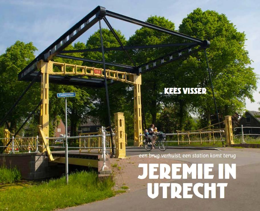 Het boek Jeremie in Utrecht