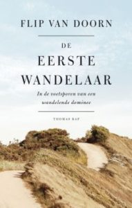 Boek 'De eerste wandelaar'