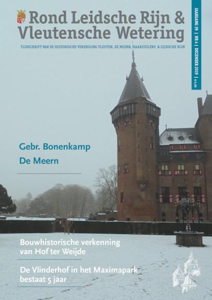 Decembernummer (2019) van 'Rond Leidsche Rijn en Vleutensche Wetering'