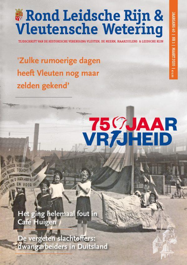 Hist Ver tijdschrift maart 2020