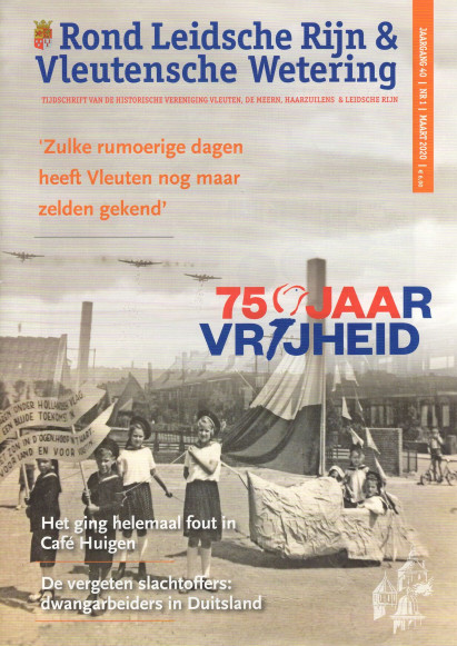 Maartnummer (2020) van 'Rond Leidsche Rijn en Vleutensche Wetering'