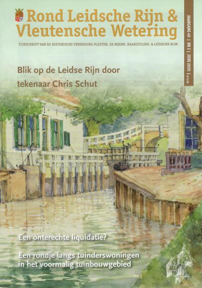 Juninummer (2020) van 'Rond Leidsche Rijn en Vleutensche Wetering'