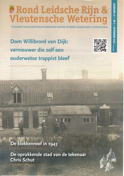 Septembernummer (2020) van 'Rond Leidsche Rijn en Vleutensche Wetering'