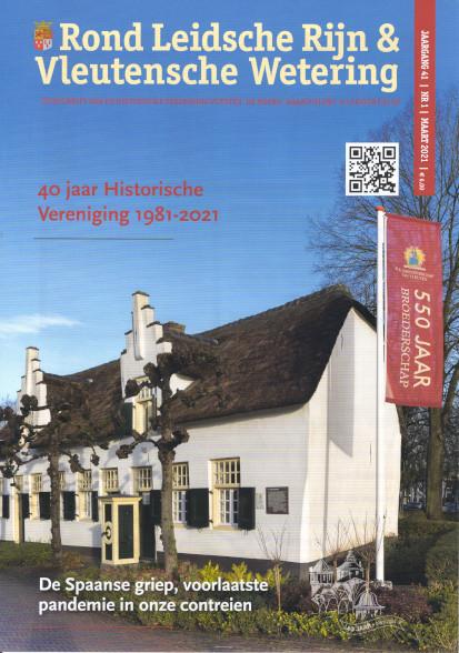 Maartnummer (2021) van 'Rond Leidsche Rijn en Vleutensche Wetering'