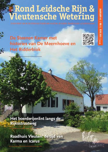 Juninummer (2021) van 'Rond Leidsche Rijn en Vleutensche Wetering'